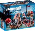 Playmobil Cavaleri Soim Cu Tun De Batalie (6038)