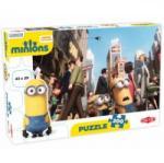 Minyonok Minyon puzzle