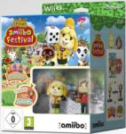 Nintendo Animal Crossing Amiibo Festival [Isabelle & Digby Bundle] (Wii U) Játékprogram
