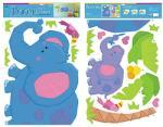 Moje Bambino Autocolante - elefant - Zoo (MO505011)