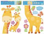 Moje Bambino Autocolante - Girafa - Zoo (MO505012)