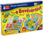 Keller&Mayer Învăţăm prin joacă. . . Să facem cumpărături - joc de societate în lb. maghiară (KM-713328) Joc de societate
