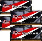 G.SKILL Ripjaws 32GB (4x8GB) DDR3L 1600MHz F3-1600C9Q-32GRSL
