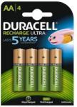 Duracell acumulatori R6 AA 2500 mAh 1, 2V blister 4 Baterie reincarcabila