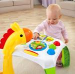 Mattel Zsiráfos foglalkoztató asztalka Fisher Price