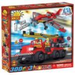 COBI - Fire Brigade - Masina si Avion Pompieri (COBI1440)