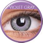 MAXVUE VISION Fusion - Violet Gray - dioptria nélküli, negyedéves (2 db)