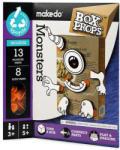 Makedo BoxProps Faces Monsters Makedo (MAKEDOBP00)