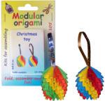 Modul-O-gami Karácsonyfa dísz origami Modul-o gami (MAGICAN005)