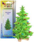 Modul-O-gami Karácsonyfa origami Modul-o gami (MAGICANCH001)