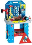 Faro Toys Hupikék Törpikés szerszámos asztal 73cm