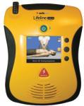 Defibtech - USA Defibtech Lifeline View AED defibrillátor (LCD kijelzés az)