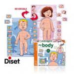 Diset DS63971 Az én testem Fiú/Lány Diset