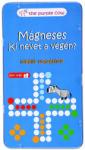 IQ Joc de logică magnetic: Cine râde la urmă versiunea magnetică (YC-001) Joc de societate