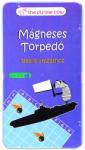 IQ Joc de logică magnetic: Torpedo versiunea magnetică (YC-339) Joc de societate