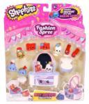 Shopkins S3 - Kosárlakók mókás divatcuccok szett (SHP56091)