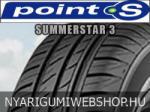 Point S Summerstar 3 Van XL 195/70 R15 104/102R