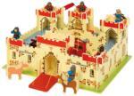 Bigjigs Toys Artúr Király kastélya