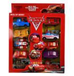 Toys Set 10 Masinute Cars Cu Cheita
