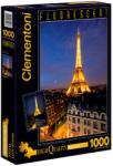 Clementoni Fluoreszkáló puzzle - Párizs 1000 db-os (39210)