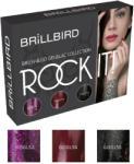 BrillBird - ROCK IT BRUSH&GO GEL&LAC KÉSZLET