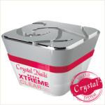 Crystal Nails - Crystal Xtreme Clear - átlátszó sűrű, legerősebb építő zselé - 5ml