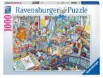 Ravensburger Játékok 1000 db-os (19521)