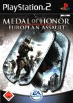 Electronic Arts Medal of Honor: European Assault (PS2) J�t�kprogram