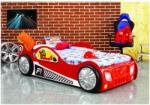Plastiko Monza - Pat in forma de masina