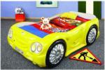 Plastiko Sleep Car - Pat in forma de masina