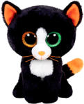 TY Inc Beanie Boos - Frights, a fekete cica 24cm (TY37056)