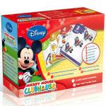 Lisciani Mickey egér óriás kártyajáték