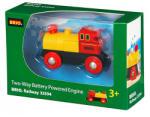 BRIO Elemes mozdony-tolató 33594