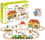 Janod Story Express Farm 54db 08525