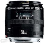 Canon EF 50mm f/2.5 Compact Macro (ACC26-1191201) Обективи