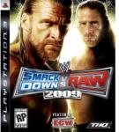THQ WWE SmackDown vs Raw 2009 (PS3) Software - jocuri