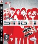 Disney Disney Sing It! High School Musical 3 Senior Year (PS3) Software - jocuri