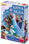 Dino Jégvarázs Anna és Elsa