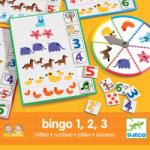 DJECO Bingo - Számok