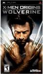 Activision X-Men Origins Wolverine (PSP) Játékprogram