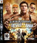 THQ WWE Legends of WrestleMania (PS3) Software - jocuri