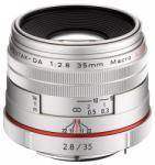 Pentax SMC PENTAX DA 35mm f/2.8 Limited Macro Obiectiv aparat foto