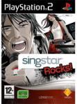 Sony SingStar Rocks! (PS2) Játékprogram