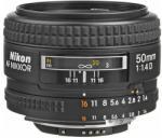 Nikon AF 50mm f/1.4D (JAA011DB) Obiectiv aparat foto