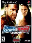 THQ WWE SmackDown vs Raw 2009 (PS2) Software - jocuri
