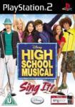 Disney Interactive High School Musical Sing It! (PS2) Software - jocuri