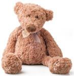 Lumpin Teddy maci nyakkendővel 53cm