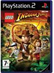 LucasArts LEGO Indiana Jones The Original Adventures (PS2) Játékprogram