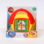 Simba Toys ABC Állatos hang és dallam puzzle - Simba Toys (104011732)
