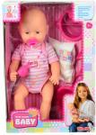 Simba New Born Baby - Pisilős baba kiegészítőkkel - 38 cm